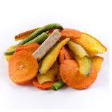 chips de légumes 100 gr