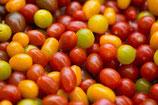 Tomate cerise couleur
