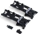 Pièce plastique Sup chassis VE