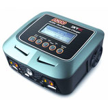 SkyRC Duo D200 AC/DC charger (max 200W total) avec fer a soudé