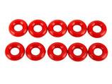 Joints toriques S3 rouge (x10)