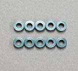 Rondelles 3x6x0.5mm (x10)