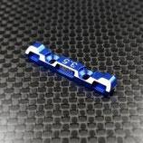 Barre de pincement arrière en aluminium 3.5°