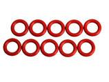 Joints toriques S5 rouge (10)