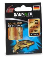 Saenger Schleie DB-81  60cm  10pcs.
