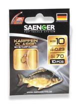 Saenger Karpfen Classic BN-16  70cm   10pcs.