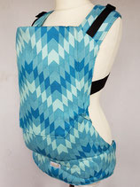 Woven Wings American Quilt Invisible Woman Deluxe Full Buckle Carrier