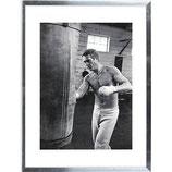 Steve McQueen Boxing