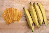Bananen Limeños getrocknet 100 g, Natur pur