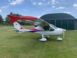 Rundflug mit einem Sportflugzeug