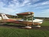 Rundflug mit einer Cessna 182