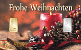 Frohe Weihnachten mit Gold und Silber M8GS