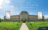 Würzburger Residenz mit zwei Silberbarren ab 1 g M1S2