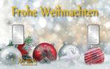 Frohe Weihnachten mit 2 Silberbarren M5S2