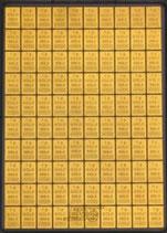 100g Goldtafel CombiBar Tafelbarren ESG / Valcambi 100 x 1g Goldbarren