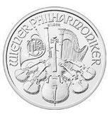 Wiener Philharmoniker 1 Oz, 999,  Jahrgang 2021