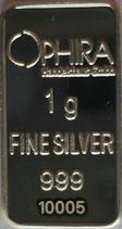 1 g Silberbarren Feinsilber 999 verschiedene Anbieter, durch klicken in das nachfolgende Kästchen finden Sie unsere Mengenrabatte