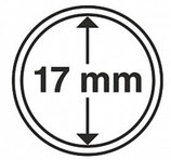 MÜNZKAPSELN CAPS 17 MM