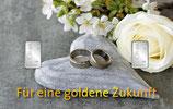 Für eine goldene Zukunft mit zwei Silberbarren ab 1 Gramm M3S2