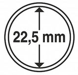 MÜNZKAPSELN CAPS 22,5 MM