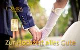 Zur Hochzeit alles Gute mit einem Goldbarren ab 0,10 Gramm M6G1