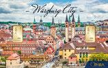 Würzburg City mit zwei Goldbarren ab 0,50 Gramm M6G2