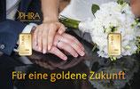 Für eine goldene Zukunft mit zwei Goldbarren ab 0,10 Gramm M2G2