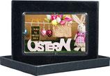 Ostern mit einem Goldbarren ab 0,50 g - Osterhase - M2G1