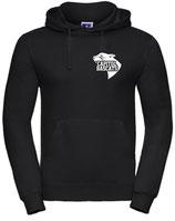 Hoody Black mit Capitol Bascats Logo
