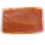 Salmone affumicato ritagli