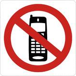 Pictogram Verboden Te Telefoneren