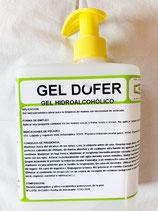Gel hidroalcohólico | Gel Dofer 0,6 litros (con dosificador)