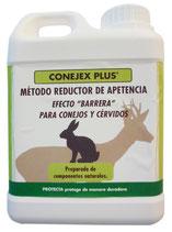 Conejex Plus  REPELENTE de CONEJOS,CIERVOS y CABRAS