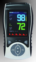 Pulsoximeter MS 600
