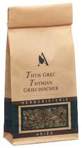 Thym grec - Thymian, griechischer 25 g