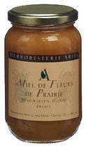 Fleurs de Prairies - Pyrénées & Drôme - France 500g / Bergwiesen-Honig - Frankreich 500g