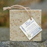 Savon solide Lavande sauvage avec fleurs 100 g - Paysans savonniers