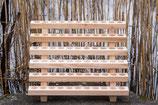 Présentoir seul en bois - Holzständer