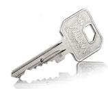 Wilka Schlüsselnachbestellung Systeme TH6, TH7, HSR, WZ, 2VE, 3VE - 10 bis 20 Jahre