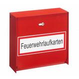 FW-Laufkartendepot / Laufkartenkasten A4 - PZ
