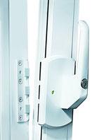 IKON Krallfix® 4 | Abschließbarer Fenstergriff | 9M01