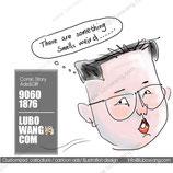 cartoon story for social PR or branding advertisement