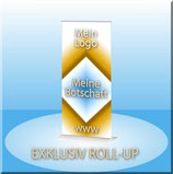 Banner Roll-Up EXKLUSIV