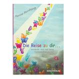 Die Reise zu dir ... - Hardcover mit Fadenheftung und Lesezeichen