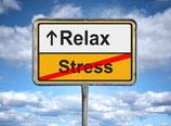 """Relax-Coaching-Modul für """"Wege aus der Stressfalle"""""""