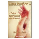 Lesen, Berühren, Deine innere Kraft vitalisieren - Hardcover mit Lesezeichen