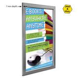 Fenster Bilderrahmen Sign, Frames 25mm