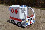 Spielhaus Mini-Ambulance