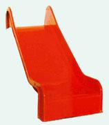 GFK-Anbaurutsche 1,0 m Breite mit o. ohne Edelstahlrutschfläche