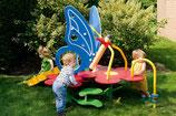 Kleinkind-Spielgerät Schmetterlingsgarten